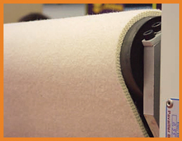 Endless Woolen Belts and Technical Textiles for the Bakery Industry