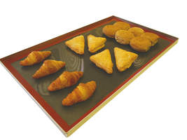 Bake-O-Glide™ Silicone Mats Solid or Mesh