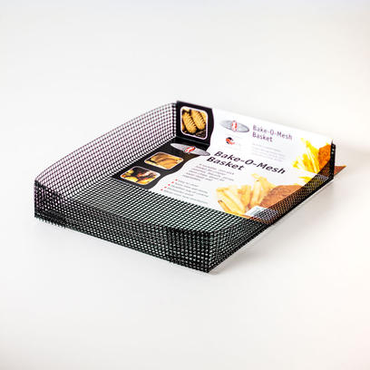 Bake-O-Mesh Black Basket