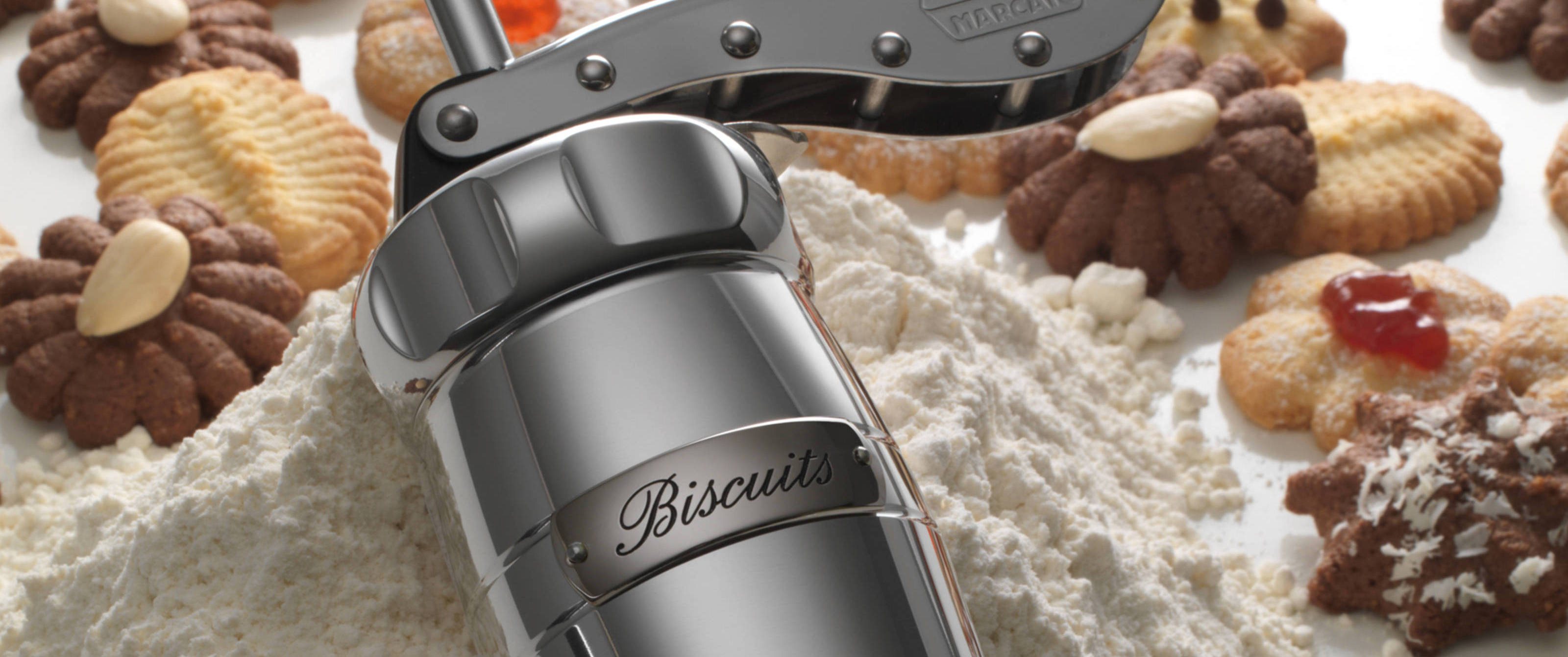 Biscuits Silver ambientata - MARCATO