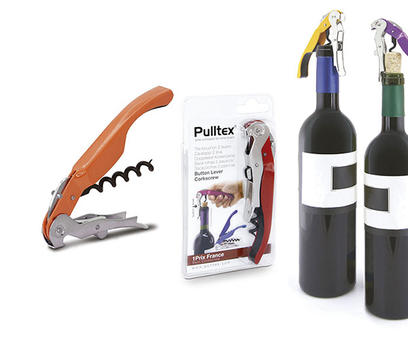 Button Lever Corkscrew